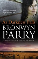 As Darkness Falls by Bronwyn Parry - Australian cover