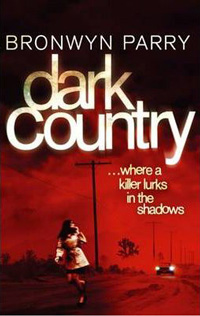 Dark Country by Bronwyn Parry - UK cover