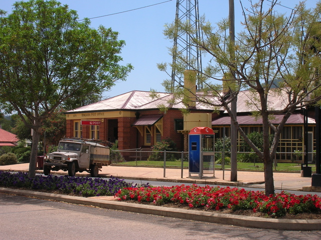Bingara Post Office