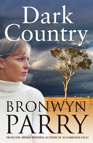 Dark Country (trade paperback cover)