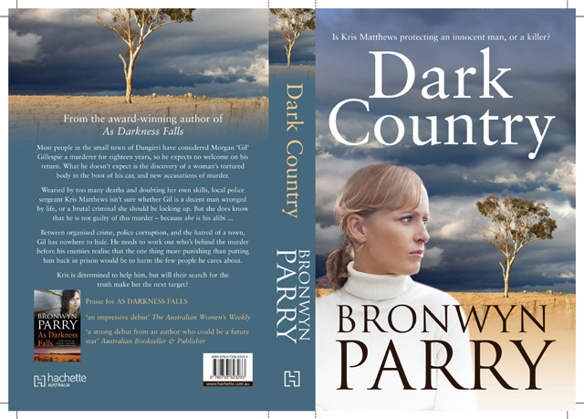 Full cover of Dark Country by Bronwyn Parry