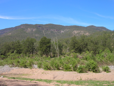 Carrai Plateau across the Macleay River