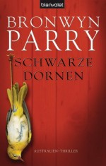 German edition of As Darkness Falls - Schwarze Dornen