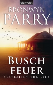 Cover for Buschfeuer by Bronwyn Parry