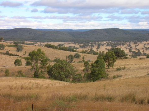 tablelands - northern NSW