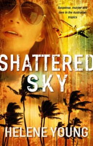 Shattered Sky by Helene Young - front cover