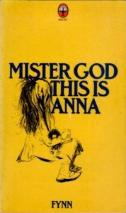 Cover - Mister God This is Anna by Fynn