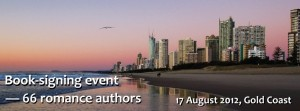 ARRA Booksigning event banner
