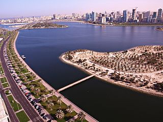 View of Sharjah