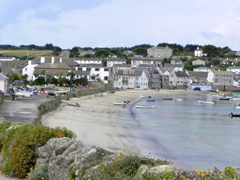 Hugh Town, Isles of Scilly