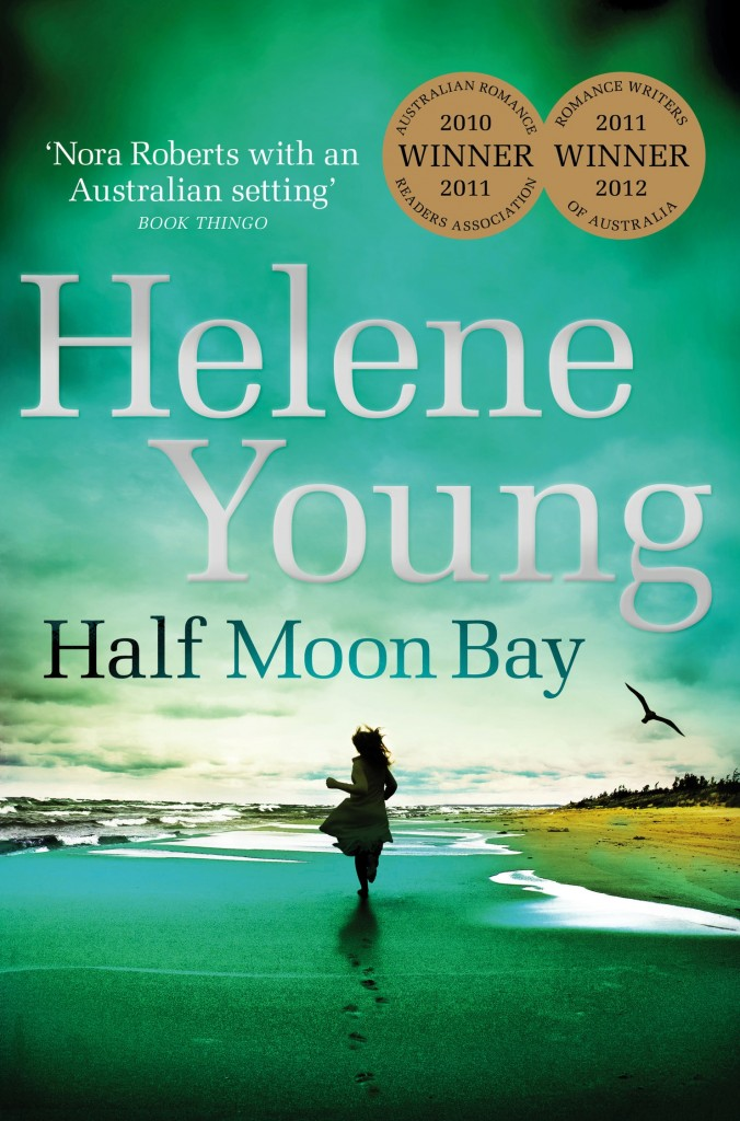Cover - Half Moon Bay by Helene Young